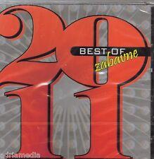 CD Best Of 2011 Hrvatska Zabavne Novi Fosili Feminnem Jelena Rozga Oliver Hitovi