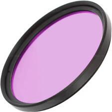 B-Ware 52mm FLD filtro fluoreszenzfilter adecuado para todas las cámaras con 52 mm