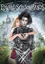 Edward Scissorhands (DVD,  25th Anniversary)--NEW !