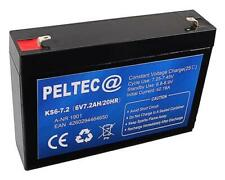 Peltec AGM Blei Akku Batterie 6V 12V 4,5Ah 7Ah 7Ah 9Ah 12Ah 15Ah 18Ah 20Ah 22Ah
