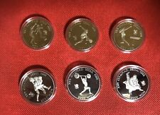 Korea Seoul 1988 Official Commemorative Coins Of The XXIVTH Olympiad FS#33-5