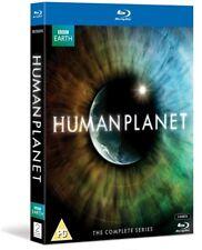 HUMAN PLANET BBC Blu Ray COMPLETE SERIES Region Free NEW