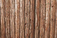 VERDELOOK Arella Wood in corteccia di pino dimensioni 1.5x3 m, per decorazioni e
