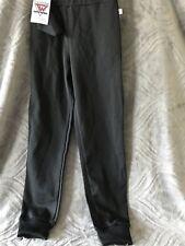 Size 10 Black Boys or Girls Tracksuit bottoms School - Sport Trackwear Tasmanian
