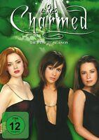 HOLLY MARIE/MCGOWAN,ROSE/MILANO,ALYSSA COMBS - CHARMED S5 MB  6 DVD NEU