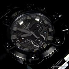 Invicta Coalition Forces Grand Octane Black Combat Steel 58mm Swiss Watch New