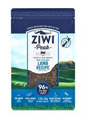 Ziwi Peak Grain Free Lamb Kitten And Adult Air Dried Meat Cat Food 1kg