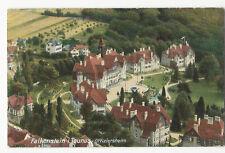 Germany - Königstein im Taunus - Falkenstein Offiziersheim - 1900's card