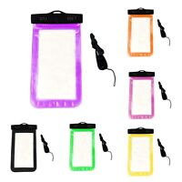 Underwater Pouch Dry Case Cover for iPhone Cell Phone Touchscreen Waterproof Bag