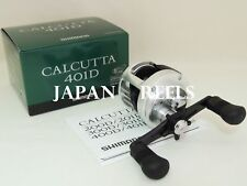 NEW SHIMANO CALCUTTA 401D 401 D SERIES LEFT HANDLE REEL *1-3 DAYS FAST DELIVERY*