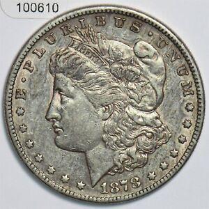 1878-S Morgan Dollar Silver 100610 *SFCOIN
