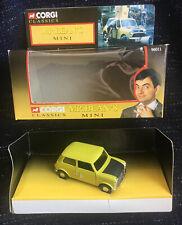 Corgi 1/36 Scale Diecast 96011 - Mr Bean's Mini