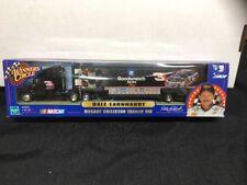 Winner's Circle #3 Dale Earnhardt Diecast Trailer Rig NIB Hasbro 2000 NASCAR