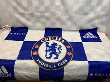 CHELSEA Football Club Soccer Futbol Flag Banner Adidas Delta 3' x 2'