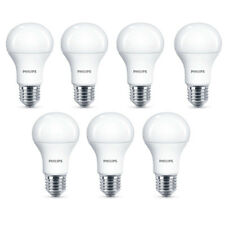 7x Philips LED Frosted E27 100w Warm White Edison Screw Light Bulbs Lamp 1521lm