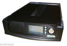 Mobile rack, Removable caddy. 68Pin Wide SCSI. LCD. Black. Aluminium. SI-145U3