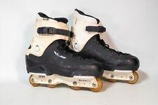 Salomon St Pro Ufs Aggressive Skates Mens Size 13 Inline Freestyle W/ Inserts