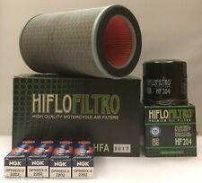Honda CB1300 (2003 to 2013) Service Kit (Air / Oil Filter & Iridium Spark Plugs)