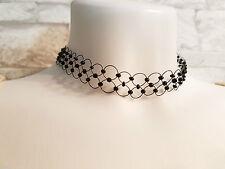 Markenlose Modeschmuck-Halsketten & -Anhänger aus Kunststoff und Legierung für Damen