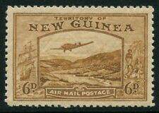 Papua New Guinea George VI Era (1936-1952) Stamp