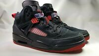 2018 Nike Air Jordan Spizike SZ 12 Black Anthracite Gym Red Retro 315371-006