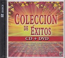 Joan Sebastian,La Sonora Dinamita,Liberacion,Paquita La Del Barrio CD+DVD Nuevo