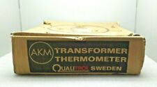 NEW QUALITROL TD34 TRANSFORMER OIL TEMPERATURE INDICATOR AB AKM