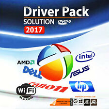 DVD Drivers Pack Solution 2017 en Français  Windows 10 | 8 | 7 | Xp & vista