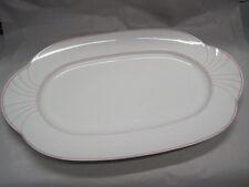"Platte oval  ""gross"" Villeroy & Boch Mettlach Palatino  ca. 38,8 x 26 cm"