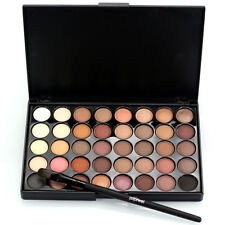 Makeup 40 Colors Eyeshadow Palette Cream Eye Shadow Shimmer Matte Cosmetic Us