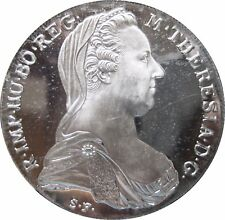 AUT-KM-MT   Maria Theresia Taler 1780 S.F.   in PP  571031