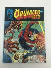 SPIDERMAN #163 - Foreign Comic Book - 1980s 80s - MARVEL - ULTRA RARE