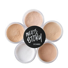5 Color Makeup Face Loose Finishing Powder Translucent Smooth Setting 2018