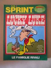 ALBI SPRINT n°5 1971 Lucky Luke e i Dalton [P47] Buono