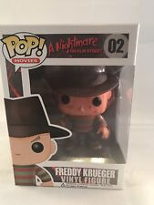 Funko Pop Freddy Krueger Rare