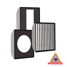 "Photoflex  AC-MEDKIT Dome Accessory Kit Masken für Softbox 24""x 32""   61x81cm"