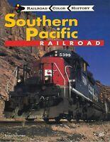 Brian Solomon ~ SOUTHERN PACIFIC Railroad Color History ~ 1999 ~ Railway 1st Ed