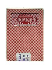 Tropicana Vintage Playing Cards- Casino Used And Sealed