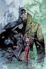 Batman - DC Comics Poster (Hush / Faces - Batman & Harley Quinn & Joker...)
