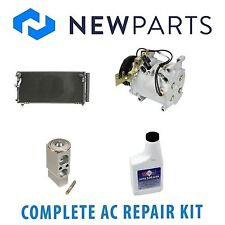 Mitsubishi Eclipse 04-05 2.4L Complete A/C Repair Kit With Compressor & Clutch