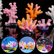 Fish Tank/Resin Coral Aquarium Underwater Artificial Sea Plants Decor