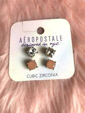 Aeropostale fashion stud earrings