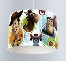 Toy Story (036) Childrens Bedroom Drum Lampshade Light Shade