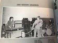 Stevie Ray Vaughan High School Yearbook 1970