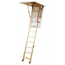 Wooden Industrial Rolling Ladders & Scaffolds