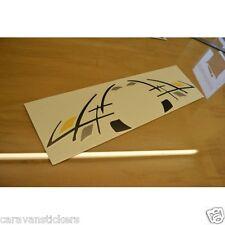 ERIBA Touring - (STYLE 1) - Caravan  Patch Sticker Decal Graphic - SINGLE