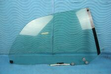 Lexus LS400 Rear Door Window Glass Green Tint Passenger Side 1998 1999 2000 OEM