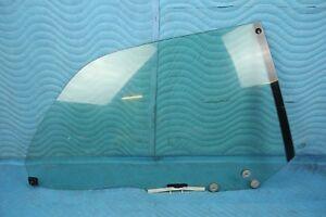 Lexus LS400 Rear Door Window Glass Green Tint Passenger Side 1998 1999 2000 OEM