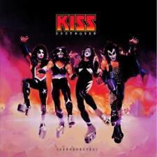Destroyer: Resurrected von Kiss (2012) LP Vinyl (180g) Neuware