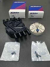 OEM AcDelco GM Distributor Cap (D329A) And Rotor (D465) Kit Vortec-8